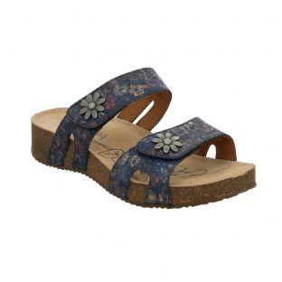 Josef Seibel Tonga 04 Ocean Multi Womens Sandals